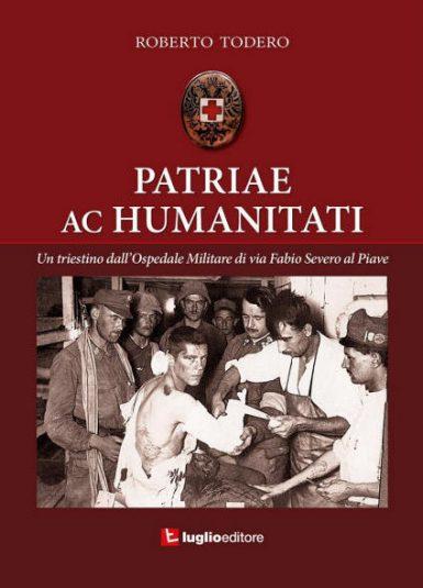 Copertina Patriae Ac Humanitati