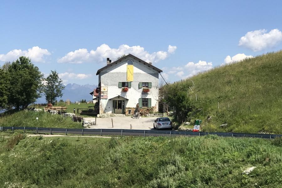 Rifugio Val Tosella