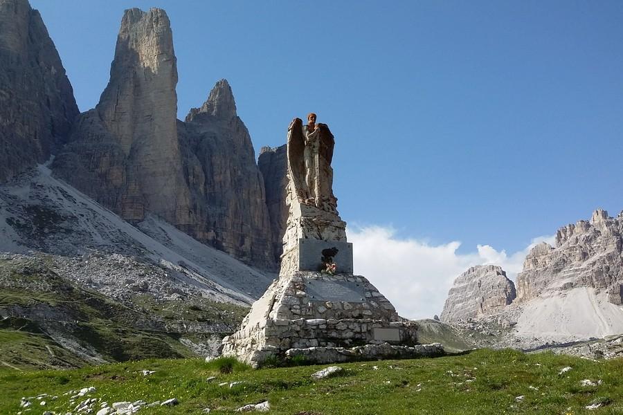 Sabato 25 e domenica 26 giugno, ancora una volta sulle Dolomiti e precisamente sul Monte Piana