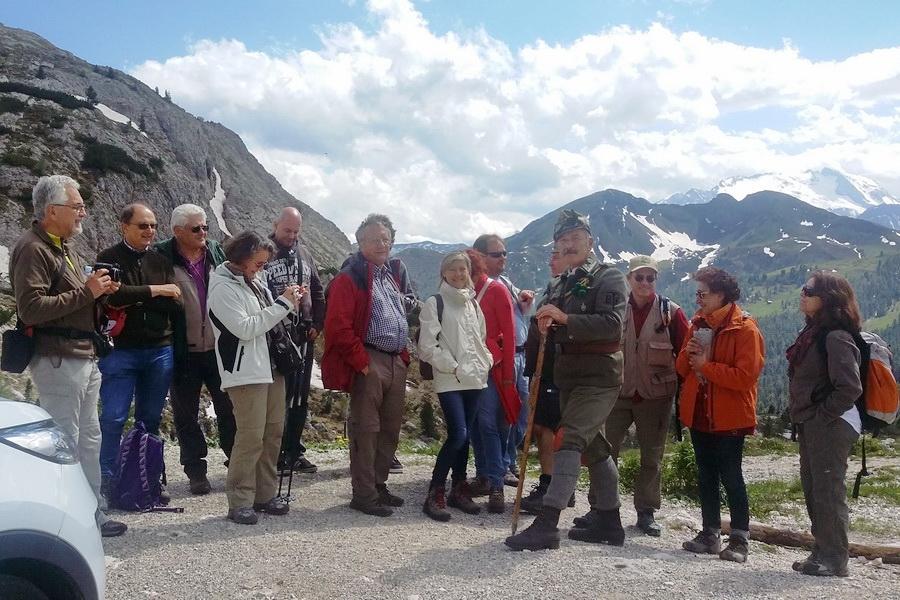 ... Sabato 21 e domenica 22 giugno 2014 siamo andati sulle Dolomiti e precisamente...