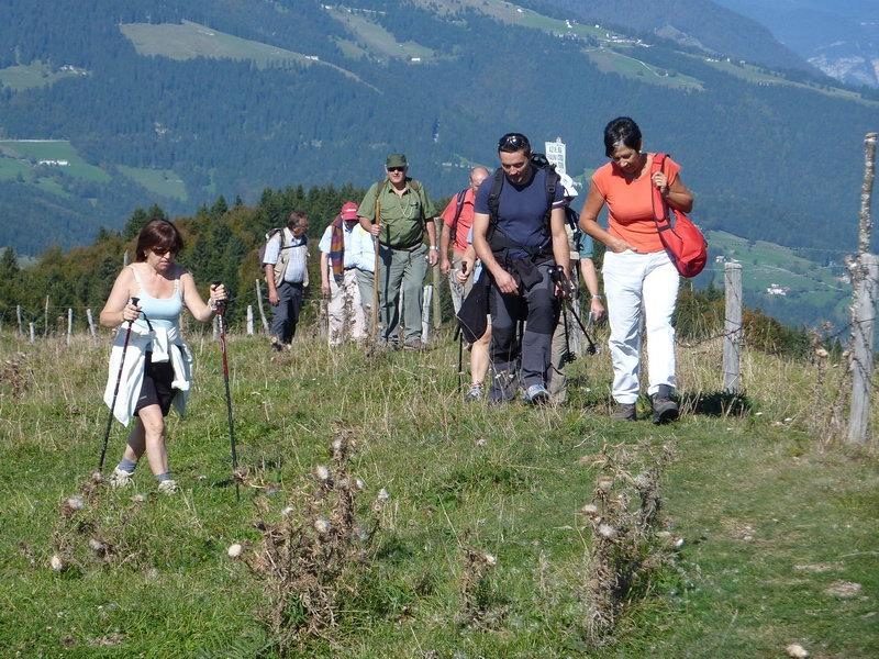 Davide Pegoraro ci accompagna la prima volta sulle montagne del Grappa...