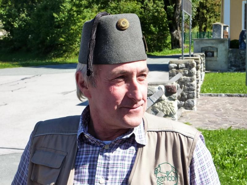 il nostro Bosniaken...