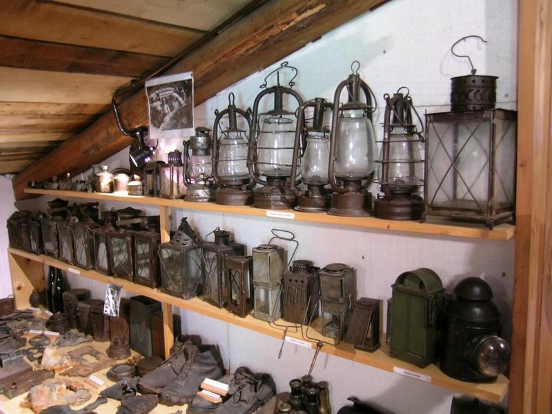 Mirko Kurincic ci accoglie nel suo museo a Dreznica...