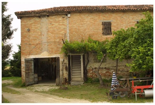 visita al museo di Aldo Busato...
